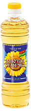 Масло подсолнечное «Золотая семечка» рафинированное, 500мл