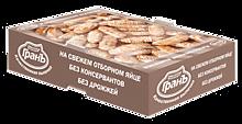 Печенье «Заварики» в белой глазури, 500г