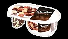 Йогурт 6.9% «Даниссимо Фантазия» с хрустящими шариками в шоколаде, 105г