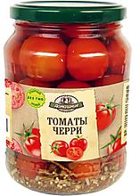 «Домашние заготовки», томаты черри маринованные, 680г