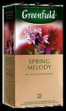 Чай «Greenfield» Спринг мелоди, 25 пакетиков, 50г