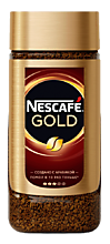 Кофе «Nescafe Gold» растворимый, 95 г