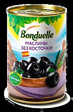 Маслины «Bonduelle» без косточки, 314мл