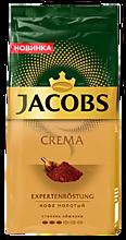 Кофе натуральный «Jacobs Crema» жареный, молотый, 230г