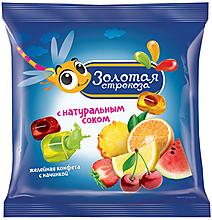 Конфета «Золотая стрекоза» (упаковка 0,5кг)