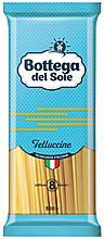 «Bottega del Sole», макаронные изделия «Фетучини», 500г