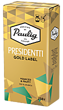 Кофе «Paulig Presidentti» Gold, 250г