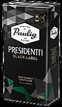 Кофе «Paulig Presidentti» Black, 250г