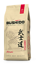 Кофе натуральный «Bushido» Sensei жареный, в зернах, 227г