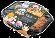 Плов «Кухня большой страны» Рассыпчатый с курицей, 250г
