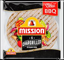 Лепешки «Mission grill» Тортильи пшеничные оригинальные, 250г