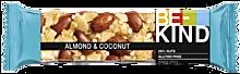 Ореховый батончик «BE-KIND» Миндально-кокосовый с мёдом, 40г