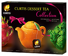 Чай «Curtis» Dessert Tea Collection, 30 сашет