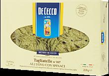 Макаронные изделия «De Cecco» Тальятелле, 250г