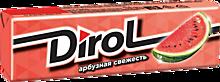 Жевательная резинка «Dirol» Арбузная свежесть, 13г