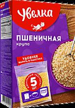 Крупа пшеничная «Увелка» 5 пакетиков, 400г