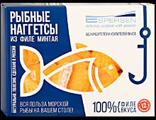 Рыбные наггетсы «Espersen» из филе минтая в кляре, 232г