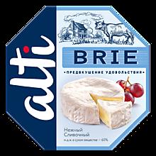 Сыр 60% «Alti» «Бри» с плесенью, 125г