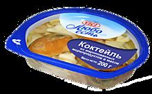 Коктейль из маринованных морепродуктов «Любо есть» в масле, 200г
