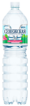 Минеральная вода «Сенежская» негазированная, 1,5л