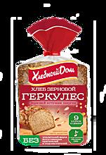 Хлеб зерновой «Хлебный дом» «Геркулес», 250г