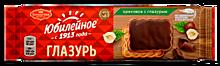 Печенье «Юбилейное» ореховое с глазурью, 116г