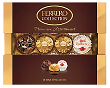 Набор конфет «Ferrero» Collection, 109 г