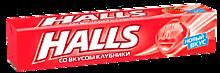 Леденцы «Halls» Клубника, 25г