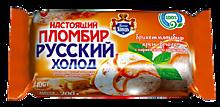 Настоящий пломбир «Русский Холод» Крем-брюле с карамельной крошкой, 230г