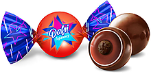 «OZera», конфета Dafri тирамису (упаковка 0,5кг)