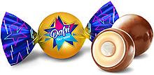 Конфета Dafri чиз-кейк (упаковка 0,5кг)