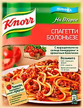 Смесь приправ «Knorr На второе» Спагетти Болоньезе, 25г
