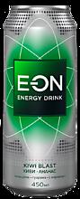Энергетический напиток «E-On» киви-ананас, 450мл