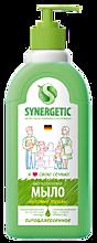 Жидкое мыло «SYNERGETIC» Луговые травы, 500мл