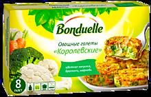Овощные галеты «Bonduelle» Королевские, 300г