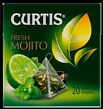 Чай зеленый «Curtis» Fresh Mojito, 20 пирамидок, 34г