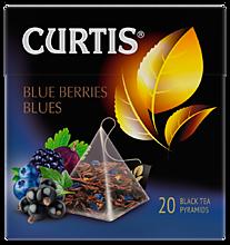 Чай черный «Curtis» Berries Blues, 20 пирамидок, 36г