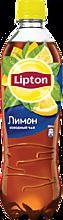 Чай холодный «Lipton» со вкусом лимона, 500мл