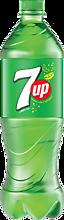 Напиток газированный «7UP» лимон и лайм, 1л