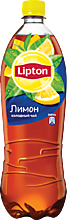 Чай холодный «Lipton» со вкусом лимона, 1л