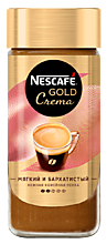 Кофе растворимый «Nescafe Gold» Crema, 95 г