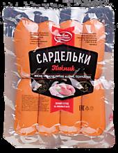 Сардельки «Кузбасский пищекомбинат» Пикник, 480г