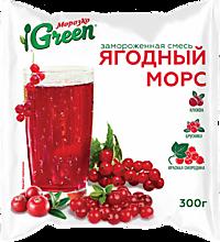 Смесь ягод «Морозко Green» для приготовления морса, 300г