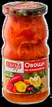 Овощи «EKO» по-сицилийски, 500г