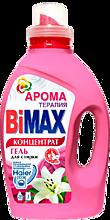 Гель для стирки «Bimax» Ароматерапия, 1,3кг