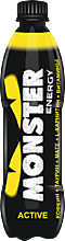 Напиток энергетический безалкогольный «Monster» желтый, 500мл