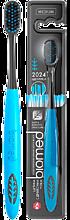 Зубная щетка средней жесткости «BIOMED» Black