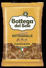 Макаронные изделия «Bottega del Sole» Витки, цельнозерновые, 400г
