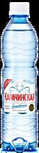 Вода питьевая газированная «Карачинская», 500мл