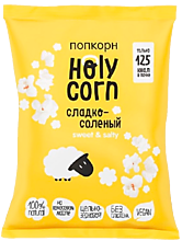 Попкорн «Holy Corn» Сладко-соленый, 30г